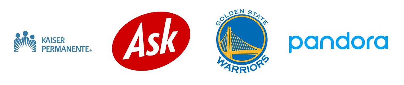 Oakland Logos flat