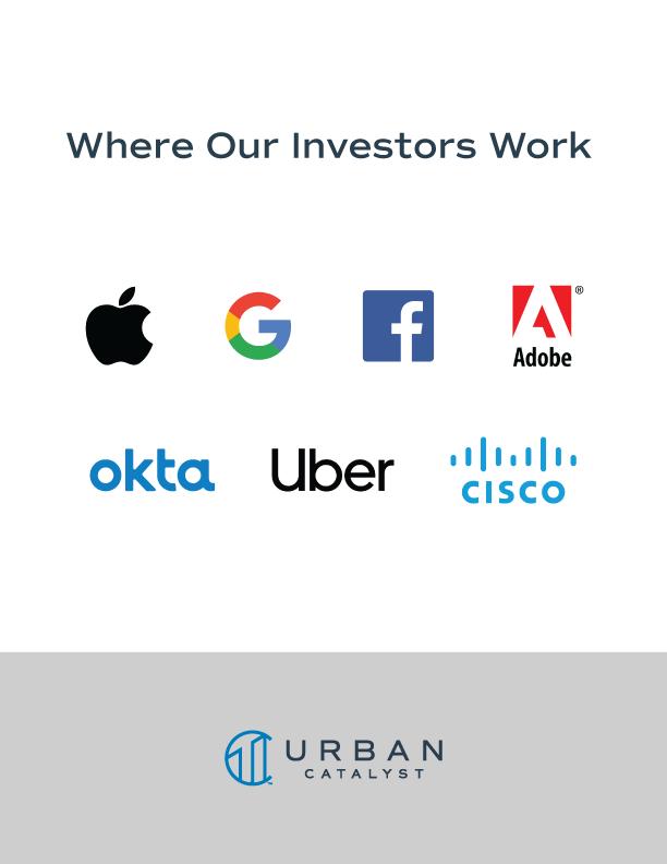 UrbanCatalyst-TechCompanyInvestors
